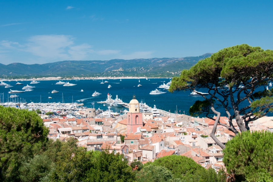 Découverte de Saint-Tropez
